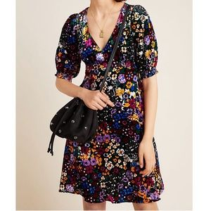 Anthropologie Francie Mini Dress